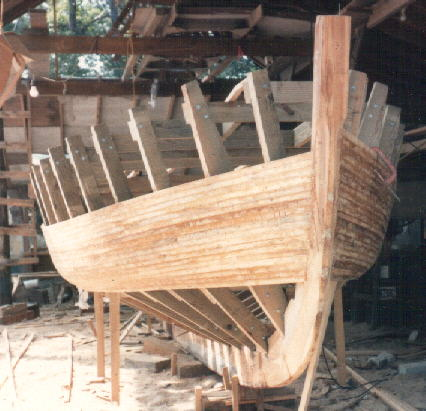 wooden motor boat kits